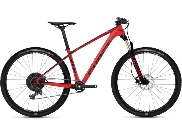 "Ghost Lector 1.6 LC 26"", riot red/jet black"